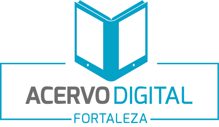 Logotipo do Acervo Digital de Fortaleza